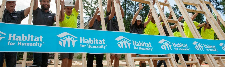 We Build 4 You Goede Doel Habitat